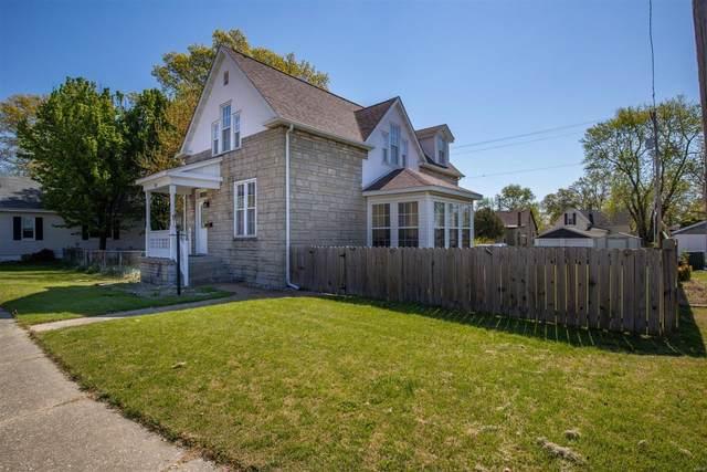 1310 Lebanon Avenue, Belleville, IL 62221 (#21025729) :: Clarity Street Realty