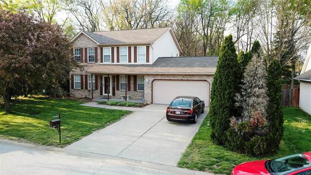 967 Columbia Avenue, Fairview Heights, IL 62208 (#21025745) :: Clarity Street Realty