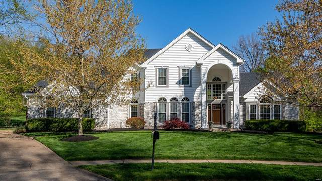 17726 Wilding Place Drive, Wildwood, MO 63005 (#21025782) :: Parson Realty Group