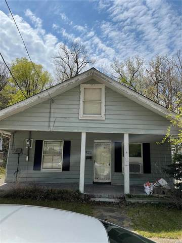 521 Riverside, Hannibal, MO 63401 (#21025788) :: Clarity Street Realty