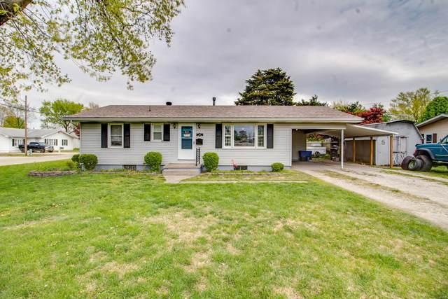 319 Mound Street, Jerseyville, IL 62052 (#21025830) :: Clarity Street Realty