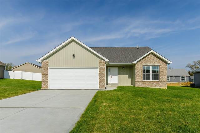 603 Ashleigh Court, Truesdale, MO 63380 (#21025841) :: Parson Realty Group