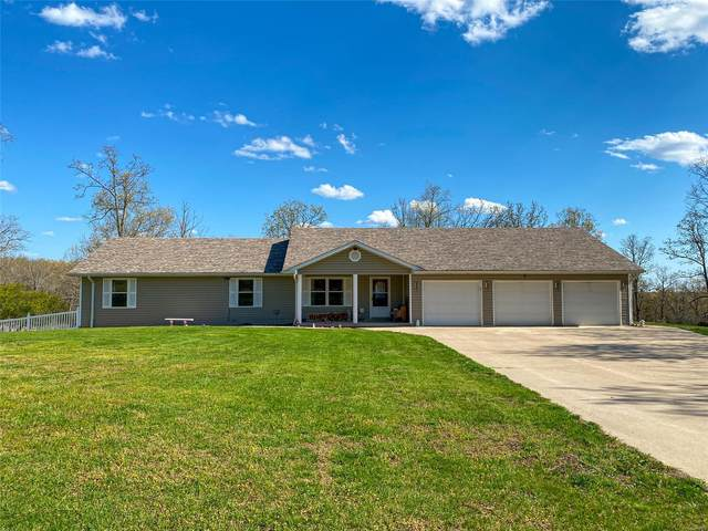 1372 Paradise Ln Lot 4, 8.48 Acres, Bland, MO 65014 (#21025845) :: The Becky O'Neill Power Home Selling Team