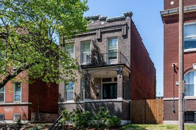 2207 Jules Street, St Louis, MO 63104 (#21025867) :: Clarity Street Realty