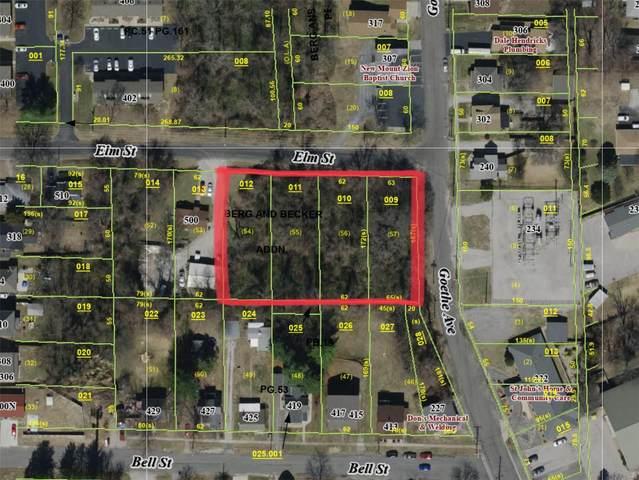 0 Elm, Collinsville, IL 62234 (#21025882) :: Hartmann Realtors Inc.