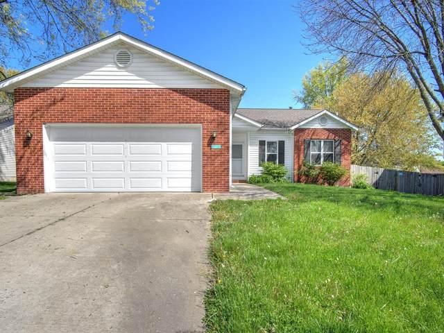 1326 Terrace Green Lane, O'Fallon, IL 62269 (#21025888) :: Clarity Street Realty