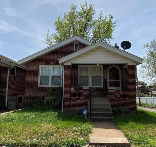 6532 Hoffman Avenue, St Louis, MO 63139 (#21025890) :: Parson Realty Group