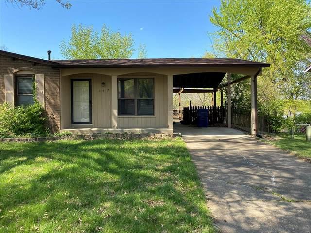 967 Piedras Pkwy, Fenton, MO 63026 (#21025918) :: Matt Smith Real Estate Group
