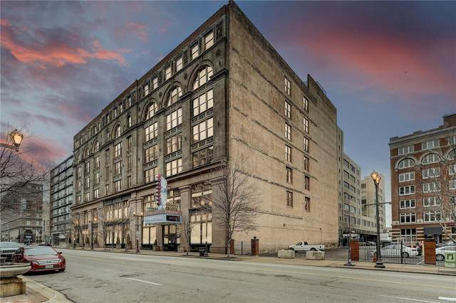 1113 Washington Avenue #711, St Louis, MO 63101 (#21025919) :: Kelly Hager Group | TdD Premier Real Estate