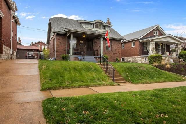 4985 Bancroft Avenue, St Louis, MO 63109 (#21025942) :: Clarity Street Realty