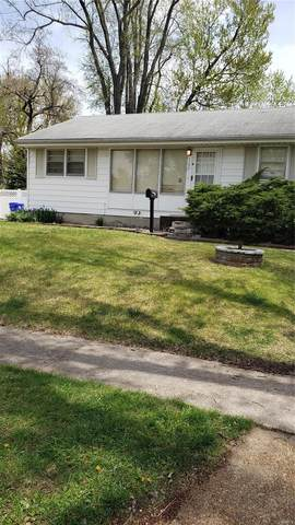 1130 Saint Partrice Lane, Florissant, MO 63031 (#21025947) :: Clarity Street Realty