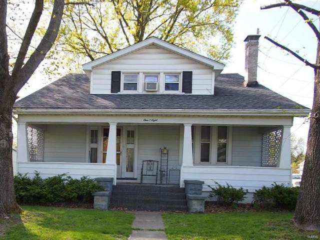 108 N East Street, New Athens, IL 62264 (#21025960) :: Parson Realty Group