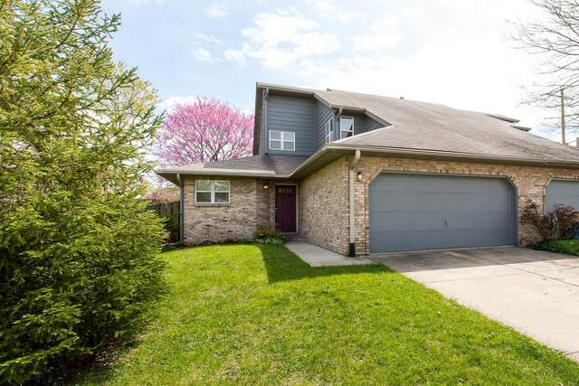 2202 Greenfield Drive, Belleville, IL 62221 (#21026010) :: Parson Realty Group