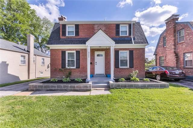 8244 Appleton Drive, St Louis, MO 63132 (#21026012) :: Parson Realty Group