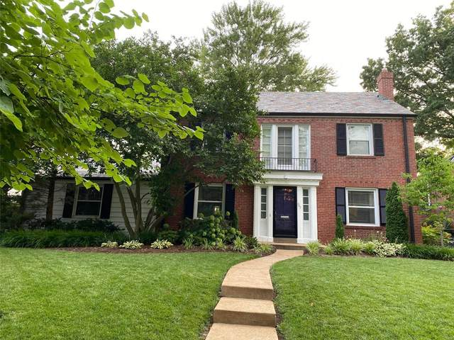 947 S Bemiston Avenue, St Louis, MO 63105 (#21026093) :: Parson Realty Group