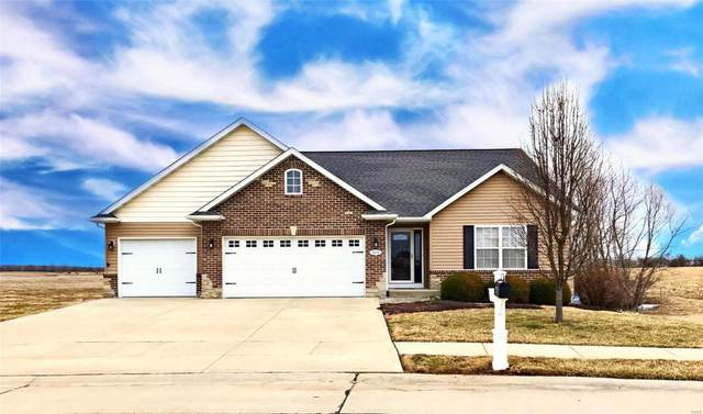 1574 Orchard Lakes Circle, Belleville, IL 62220 (#21026102) :: Clarity Street Realty
