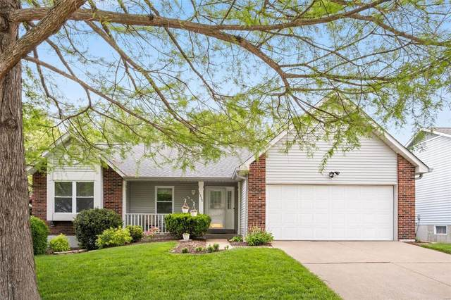 1235 Colby Drive, Saint Peters, MO 63376 (#21026231) :: Parson Realty Group