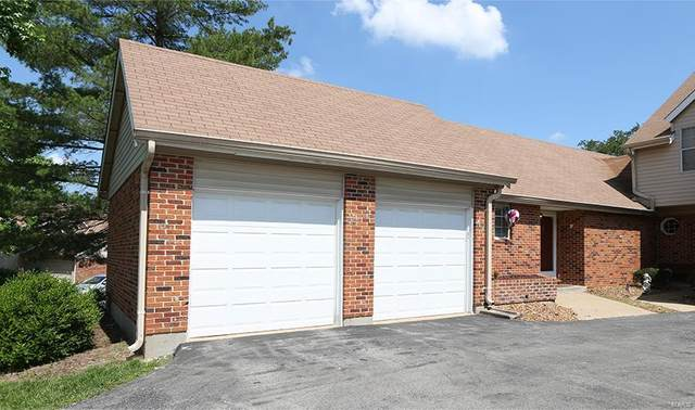 3716 Candlewyck Club Drive F, Florissant, MO 63034 (#21026386) :: Clarity Street Realty