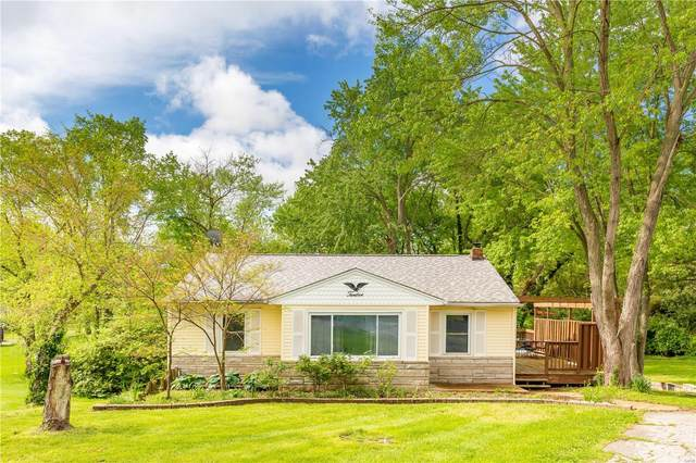 12 Elannchester Drive, Manchester, MO 63011 (#21026403) :: Parson Realty Group