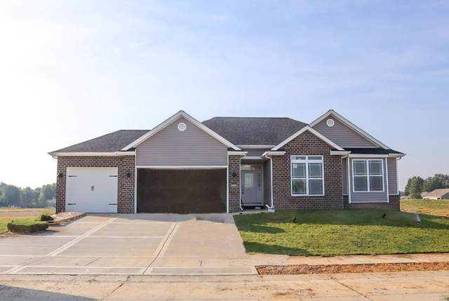 8446 Herrick Park Dr, Troy, IL 62294 (#21026479) :: Mid Rivers Homes
