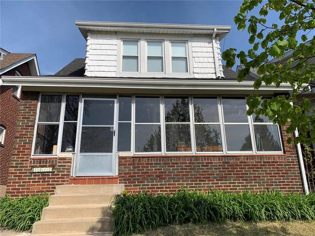 2842 Knox Ct., St Louis, MO 63139 (#21026529) :: Parson Realty Group