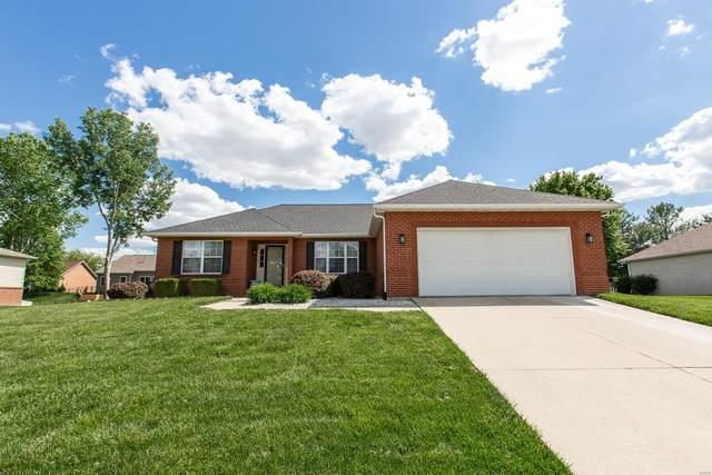 334 Meadowlark Lane, Belleville, IL 62220 (#21026550) :: Tarrant & Harman Real Estate and Auction Co.