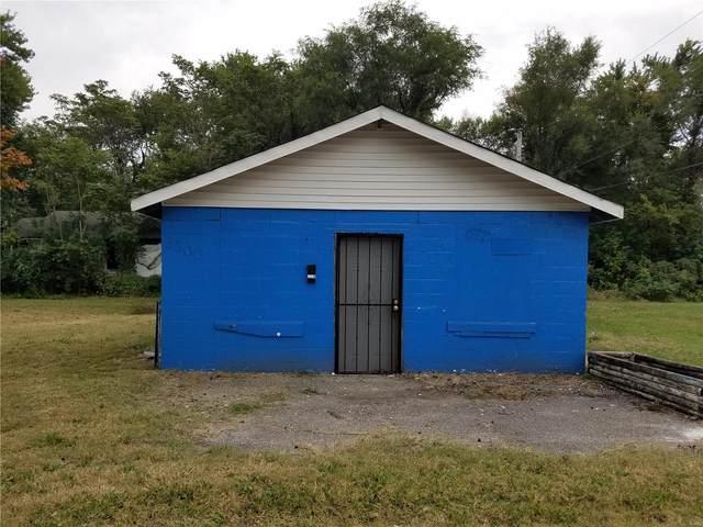 3300 Mccasland Avenue, East St Louis, IL 62207 (#21026556) :: Delhougne Realty Group