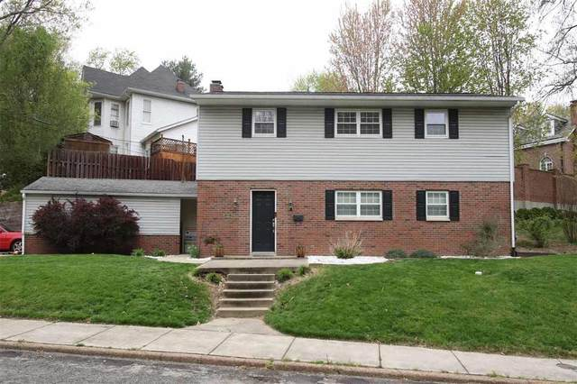 511 Chapman Street, Edwardsville, IL 62025 (#21026577) :: Clarity Street Realty