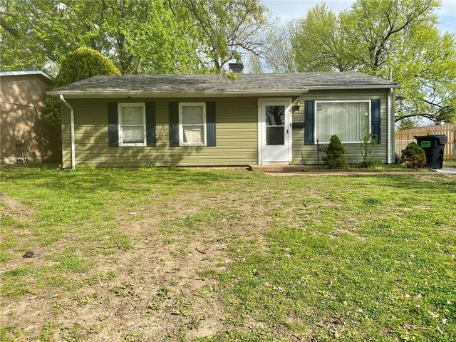 871 St. Cletus Drive, Cahokia, IL 62206 (#21026614) :: Parson Realty Group