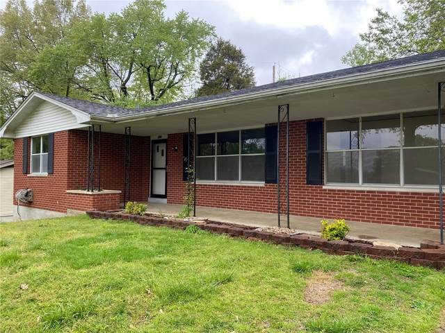 209 Barberry, Cape Girardeau, MO 63703 (#21026620) :: Clarity Street Realty