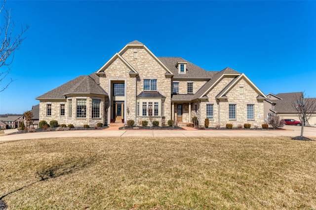 171 Belle Maison, St Louis, MO 63141 (#21026680) :: Parson Realty Group