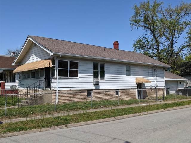 800 N Main Street, HARRISBURG, IL 62946 (#21026683) :: Parson Realty Group