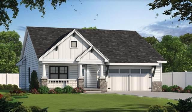 120 Garrettford, Bethalto, IL 62010 (#21026702) :: Tarrant & Harman Real Estate and Auction Co.