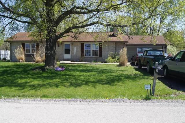 5814 Staunton Road, Edwardsville, IL 62025 (#21026728) :: Hartmann Realtors Inc.