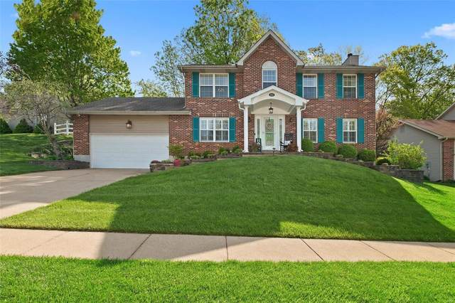 2947 Bayberry Ridge Drive, St Louis, MO 63129 (#21026801) :: Clarity Street Realty