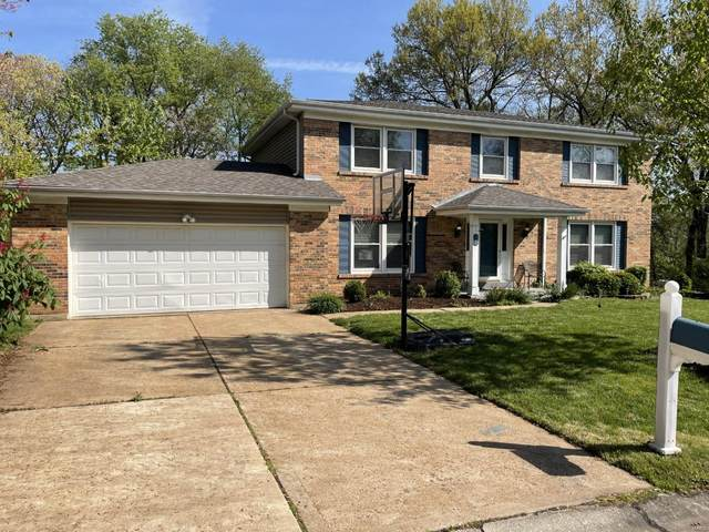 12497 Meadow Green Place, St Louis, MO 63141 (#21026821) :: Clarity Street Realty