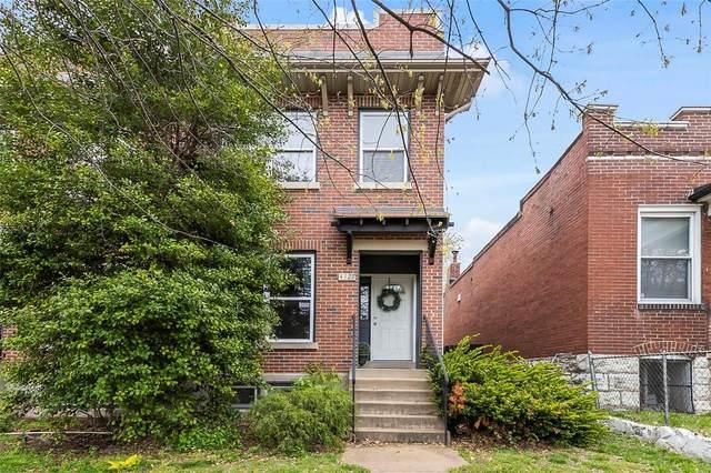 4327 Norfolk Avenue, St Louis, MO 63110 (MLS #21026823) :: Century 21 Prestige