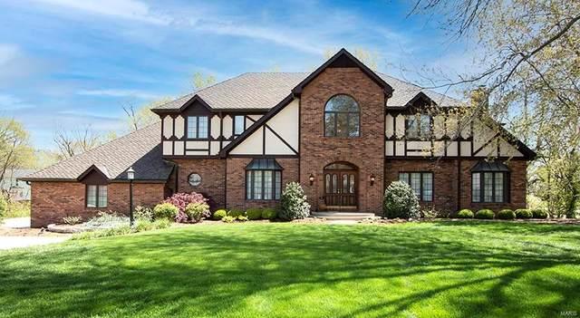31 Willow Creek Drive, Highland, IL 62249 (MLS #21026914) :: Century 21 Prestige