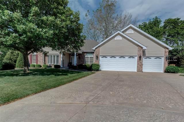 4215 Georgian Oaks Court, Saint Charles, MO 63304 (#21026925) :: St. Louis Finest Homes Realty Group