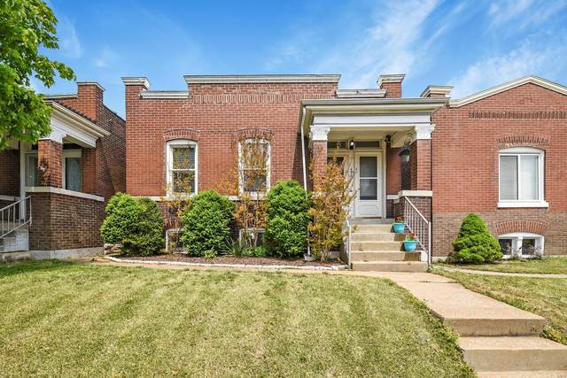4925 Loughborough Avenue, St Louis, MO 63109 (#21026950) :: Parson Realty Group
