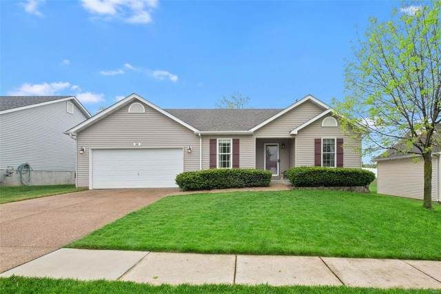 44 Lauer Court, Wentzville, MO 63385 (#21027002) :: Parson Realty Group
