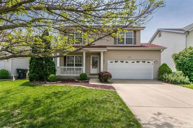 2709 Brookmeadow Drive, Belleville, IL 62221 (MLS #21027018) :: Century 21 Prestige