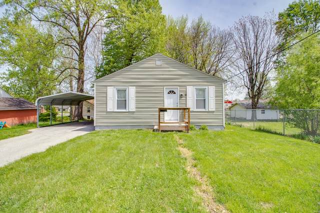 119 Maple Street, Cottage Hills, IL 62018 (#21027054) :: Parson Realty Group