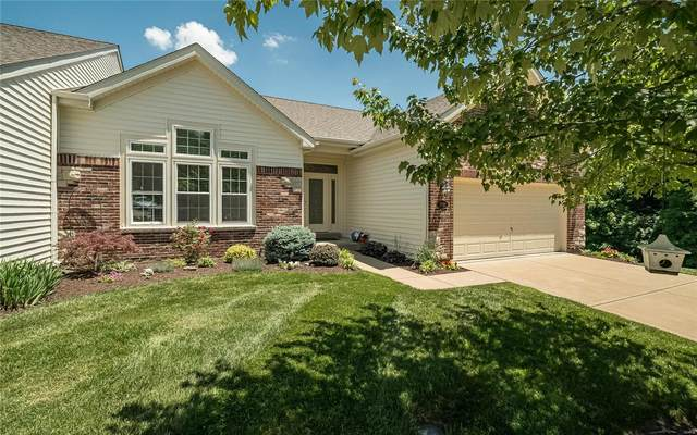 1581 Dietrich Place, Ballwin, MO 63021 (#21027068) :: The Becky O'Neill Power Home Selling Team