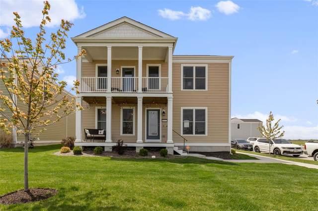 6113 New Town Drive, Saint Charles, MO 63301 (#21027124) :: Parson Realty Group