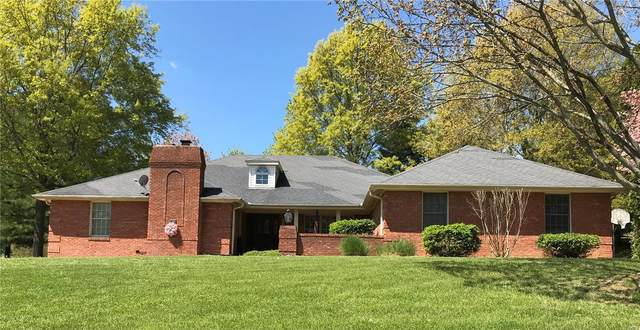 1331 Ashland Hills Dr., Cape Girardeau, MO 63701 (#21027143) :: Parson Realty Group