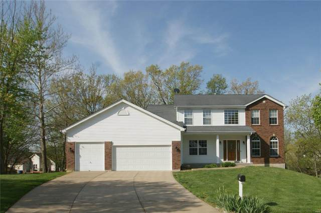 1504 Silver Valley Court, Wentzville, MO 63385 (#21027150) :: Parson Realty Group