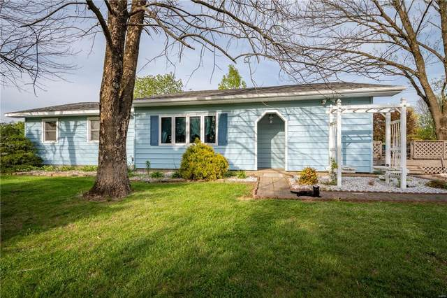135 Evergreen, GOREVILLE, IL 62939 (#21027161) :: Clarity Street Realty