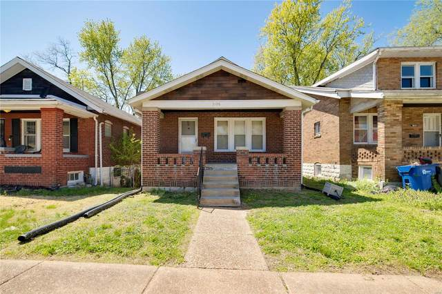 7106 Greenway Avenue, St Louis, MO 63121 (#21027207) :: Terry Gannon | Re/Max Results
