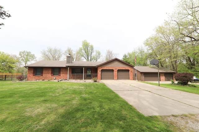 7737 El Pine Estates, Edwardsville, IL 62025 (#21027246) :: Parson Realty Group
